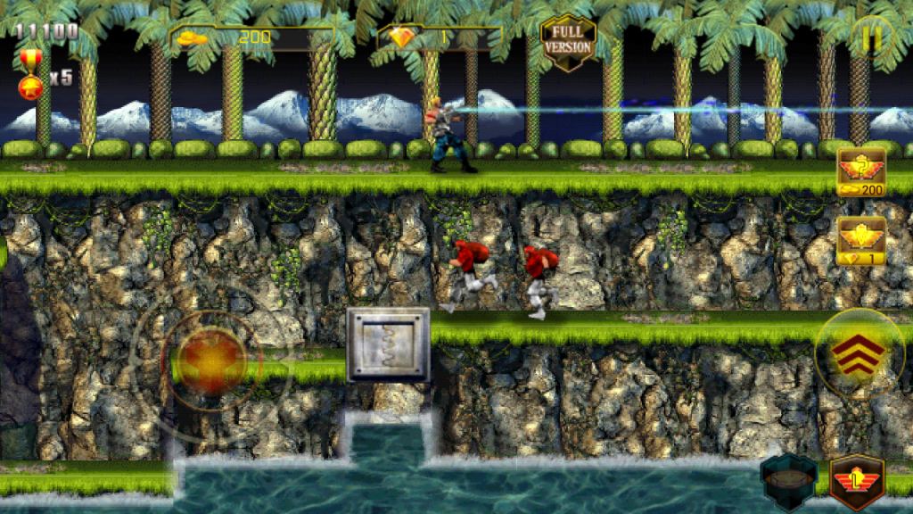 Arcade Pc Game Free Download Contra 4