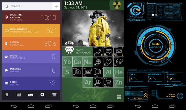 Themer – лучший инструмент для персонализации Android смартфона