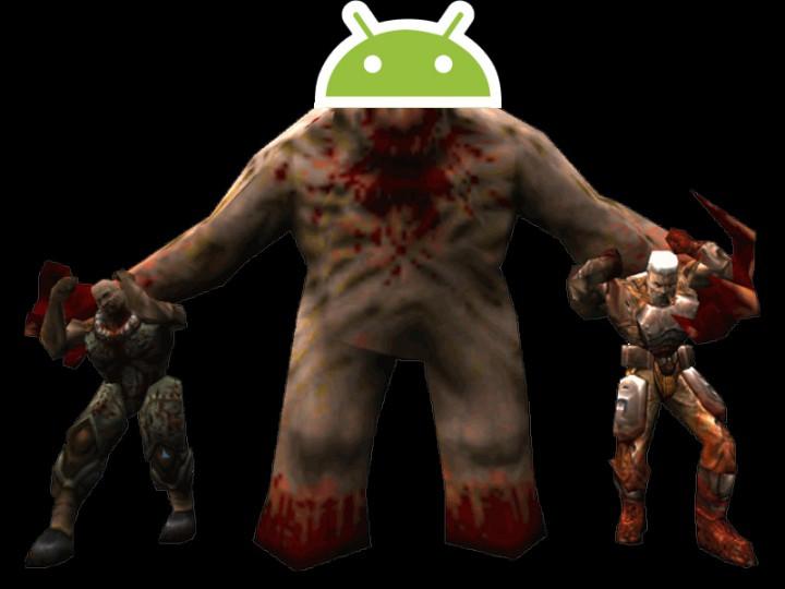 Doom Android Кэш