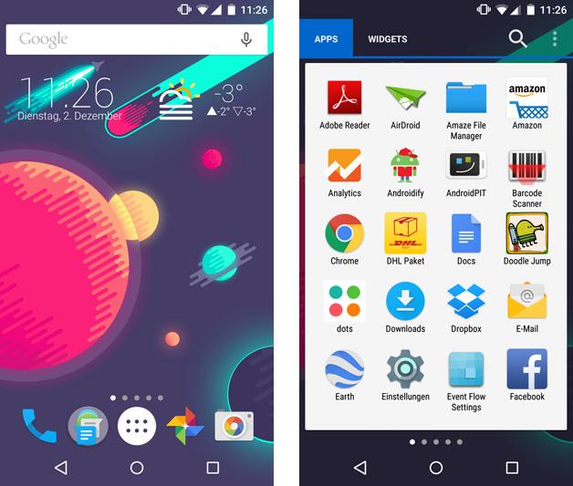 Создать Свой Лаунчер Для Android 4